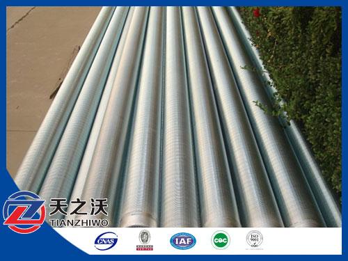 http://www.chinawaterwellscreen.com/Stainless_steel_well_screen/383.html