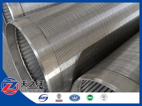 http://www.chinawaterwellscreen.com/Stainless_steel_well_screen/919.html
