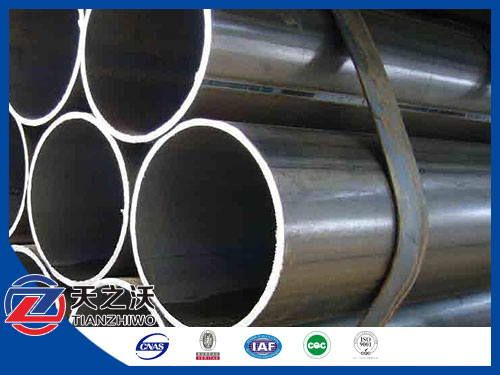 Carbon steel Q345 Cold Drawn Seamless Steel Pipe from manufa