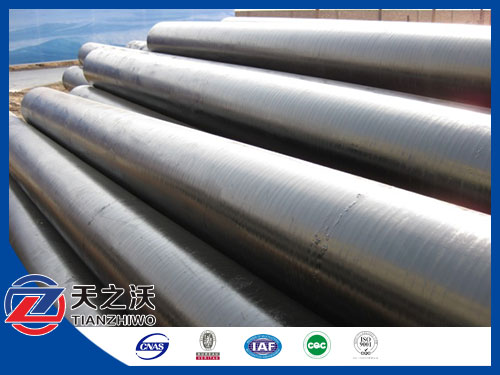 ASTM A53 /A 106 carbon Cold seamless steel pipe