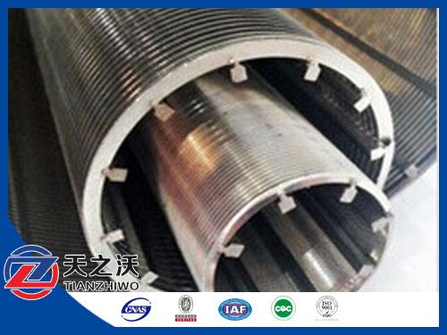 http://www.chinawaterwellscreen.com/Stainless_steel_well_screen/250.html