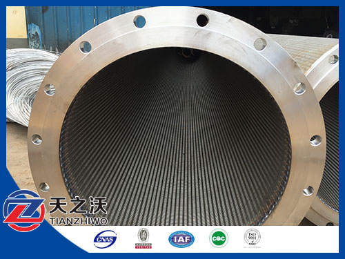 http://www.chinawaterwellscreen.com/Stainless_steel_well_screen/306.html