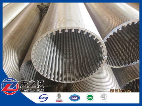 http://www.chinawaterwellscreen.com/Stainless_steel_well_screen/337.html