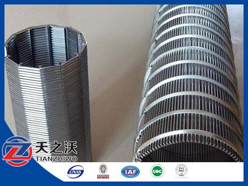 http://www.chinawaterwellscreen.com/Stainless_steel_well_screen/391.html