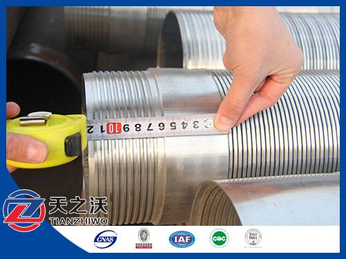 http://www.chinawaterwellscreen.com/Stainless_steel_well_screen/548.html