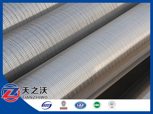 http://www.chinawaterwellscreen.com/Stainless_steel_well_screen/660.html