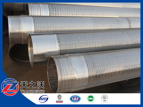 http://www.chinawaterwellscreen.com/Stainless_steel_well_screen/745.html