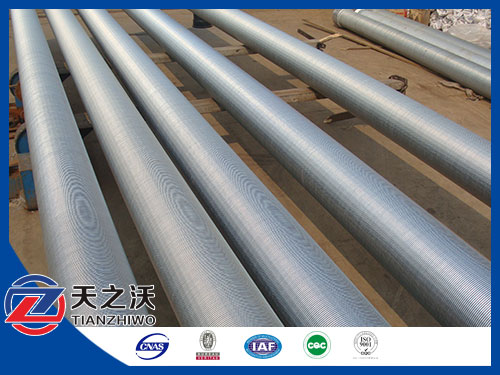 http://www.chinawaterwellscreen.com/Stainless_steel_well_screen/754.html